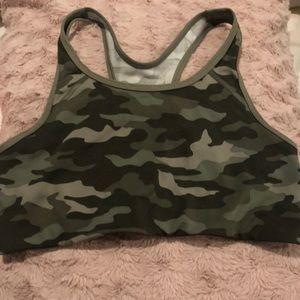 PINK Victoria's Secret Intimates & Sleepwear - Camo Victoria's Secret PINK sports bra